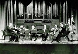 Camerata Concertante. Concierto Schubert: música de cámara , 1995