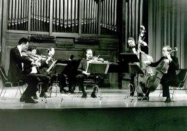 Ensemble de Madrid. Concierto Música de salón: el sexteto con piano , 1995