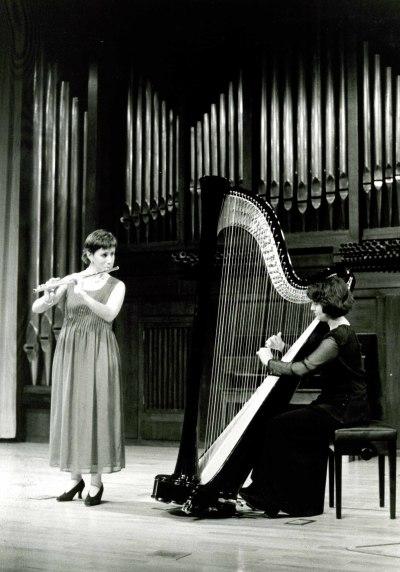 Virginia Martínez-Peñuela y Gloria Mª Martínez. Concierto Música de salón: el sexteto con piano