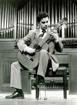 Claudio Ferrer Lafuente. Recital de guitarra , 1995