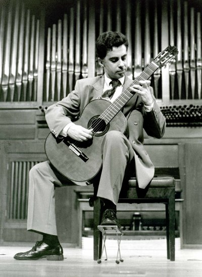Claudio Ferrer Lafuente. Recital de guitarra