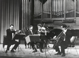 Montsalvatge Piano Quartet. Concierto Aula de (Re)estrenos (24) , 1995