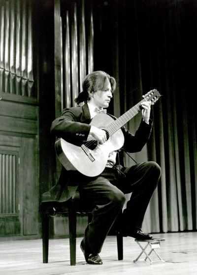 Gonzalo Salazar. Recital de guitarra