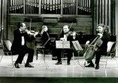 Alexander Detisov, Igor Suliga, Alexander Osokin y Eugenia Gabrieluk. Concierto Música de cámara: del dúo al quinteto , 1995