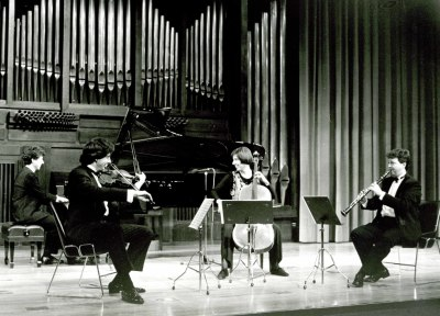 Grupo Manon. Concierto Hindemith. Música de cámara