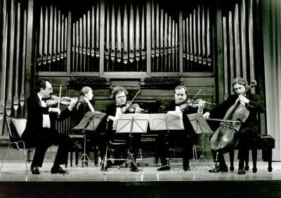 Cuarteto de Moscú y Eugenia Gabrieluk. Concierto Música de cámara: del dúo al quinteto