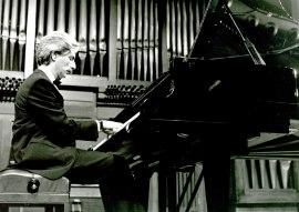 Antonio Toscano. Recital de piano , 1995