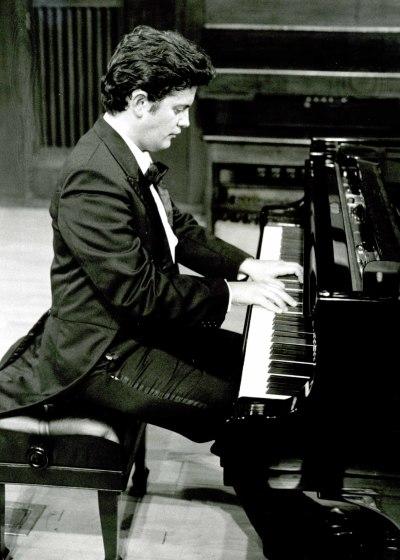 Antonio Queija Uz. Concierto Ernesto Lecuona y la música cubana (En el centenario de su nacimiento)