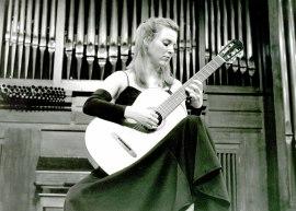Raquel Escobar. Recital de guitarra , 1995