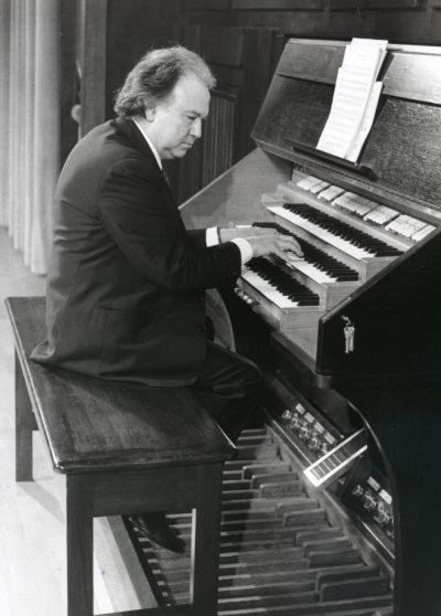 José Luis González Uriol. Concierto Preludios y fugas