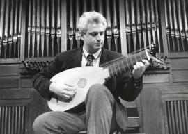 Rafael Benatar. Concierto Preludios y fugas , 1996
