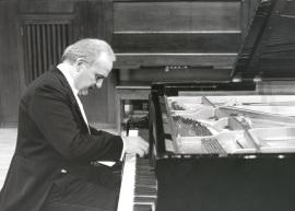 Guillermo González. Concierto EURORADIO 1996. Suite Iberia. Isaac Albéniz - [Concierto especial 41] , 1996