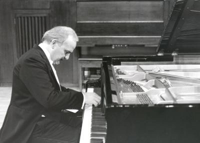 Guillermo González. Concierto EURORADIO 1996. Suite Iberia. Isaac Albéniz - [Concierto especial 41]