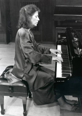 Eulalia Solé. Concierto Variaciones para tecla , 1996