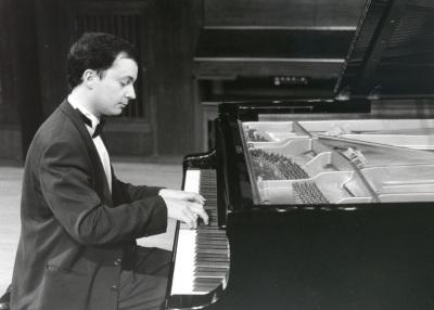 José Luis Bernaldo de Quiros. Concierto Variaciones para tecla