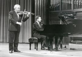 Víctor Martín y Gerardo López Laguna. Concierto En memoria de Federico Sopeña - [Concierto especial 42] , 1996