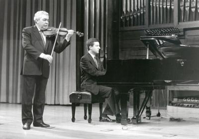 Víctor Martín y Gerardo López Laguna. Concierto En memoria de Federico Sopeña - [Concierto especial 42]