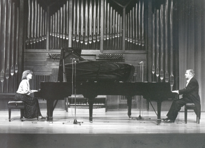 Ángeles Rentería y Jacinto Matute. Concierto Aula de (Re)estrenos (29)