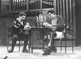 Grupo Instrumental Mavra, Andrés Zarzo y Rafael Taibo. Concierto Bajo la estrella de Diaghilev , 1997