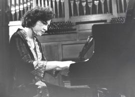 Mª Rosa Torres Pardo. Concierto Bajo la estrella de Diaghilev , 1997