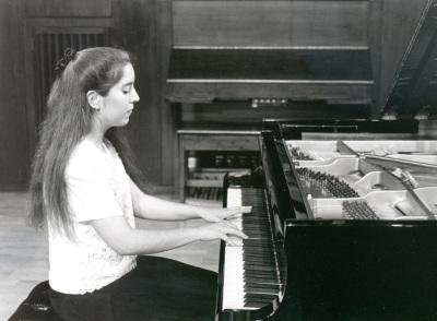 Miriam Gómez-Morán. Recital de piano
