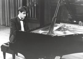 Eleuterio Domínguez. Recitales para Jóvenes, 1997