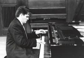 Juan Carlos Garvayo. Recital de piano , 1997