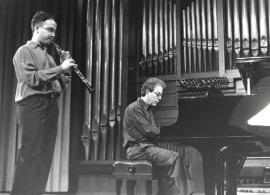 Salvador Barberá y Agustín Serrano. Recitales para Jóvenes, 1997
