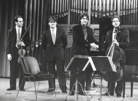 Jose M. Sánchez Verdú y Trío Arbós. Concierto Piano-tríos españoles siglo XX , 1997