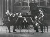 Luis de Pablo y Trío Arbós. Concierto Piano-tríos españoles siglo XX , 1997