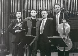 Mateo Soto y Trío Mompou. Concierto Piano-tríos españoles siglo XX , 1997
