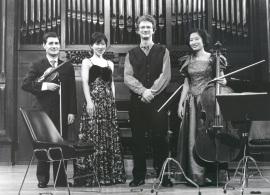 Mario Ros y Gauguin Piano Trio. Concierto Piano-tríos españoles siglo XX , 1997
