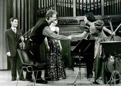 Mario Ros y Gauguin Piano Trio. Concierto Piano-tríos españoles siglo XX