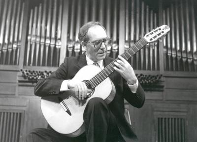 José Luis Rodrigo. Recitales para Jóvenes