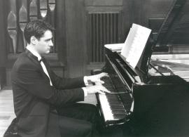 Eleuterio Domínguez y José Gallego. Concierto Estudios para piano siglo XX , 1998