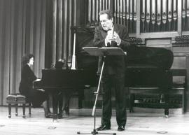 Begoña Uriarte y Rafael Taibo. Concierto Richard Strauss: música de cámara , 1998
