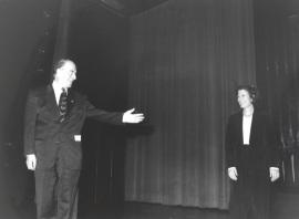 Eulalia Solé y Ramón Barce. Concierto Homenaje a Ramón Barce - Aula de (Re)estrenos (36) , 1998