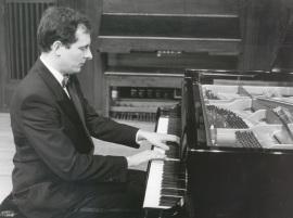 Ignacio Marín Bocanegra. Concierto Cuatro sonatas de Chopin , 1999