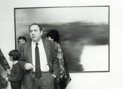 Gustavo Torner de la Fuente. Exposición Fernando Zóbel