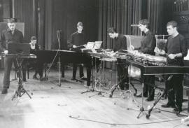 Neopercusión Centro. Concierto Piano y percusión siglo XX , 1999