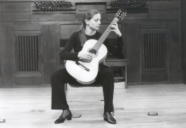 Carmen Alonso. Recital de guitarra , 1999