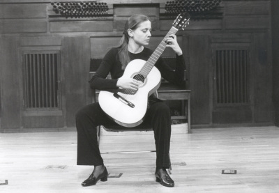 Carmen Alonso. Recital de guitarra