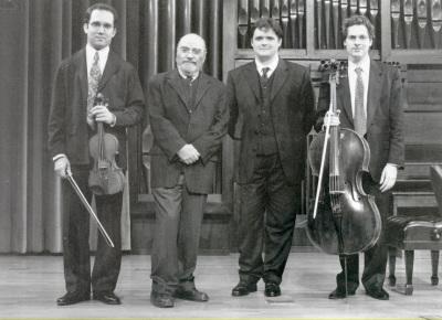 Luis de Pablo y Trío Arbós. Concierto Homenaje a Luis de Pablo - Aula de (Re)estrenos (38)