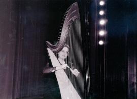 Gloria Mª Martínez. Recital de arpa , 2000