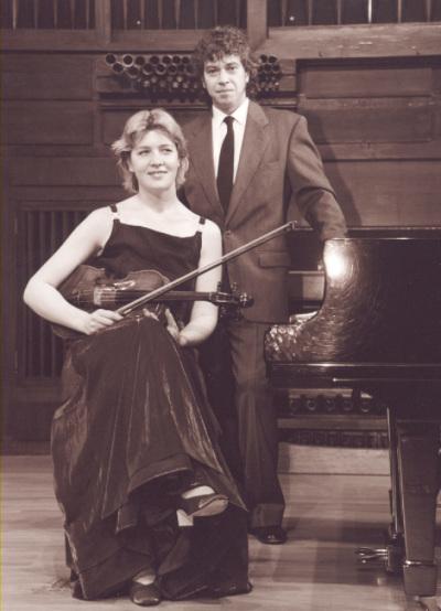 Julia Malkova y Jorge Otero. Concierto La viola del siglo XX