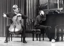 Piotr Karasiuk y Kennedy Moretti. Recitales para Jóvenes, 2000