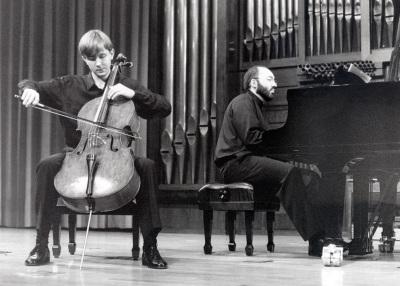 Piotr Karasiuk y Kennedy Moretti. Recitales para Jóvenes