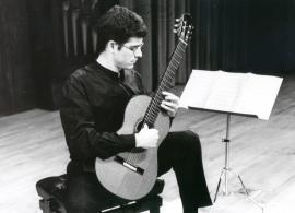 Pablo Sainz Villegas. Recital de guitarra , 2001