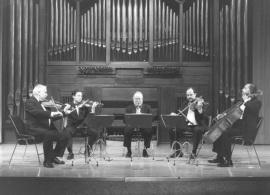 LIM (Laboratorio de Interpretación Musical). Concierto / El clarinete en el tiempo - Música de cámara con el LIM/ XXVII Ciclo de conciertos del LIM: En el tiempo , 2001