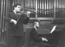 Joaquín Torre y Sebastián Mariné. Concierto Viva Verdi (En el centenario de su muerte) , 2001